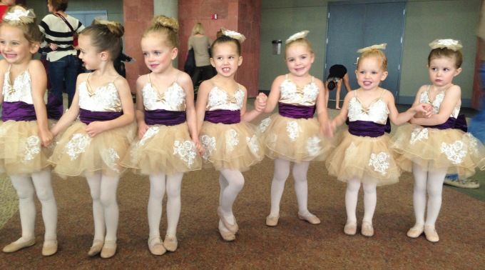 first dance recital « john and kelsi mellor